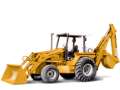 International model 280A backhoe-loader tractor