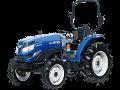 Iseki NTA603 tractor.