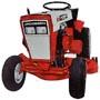 Jacobsen garden tractor.