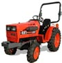 Kioti model LB1914 tractor
