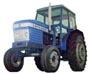 Leyland model 272 tractor