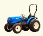 LS R-series compact tractor