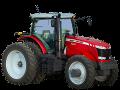 Massey Ferguson model 8660 tractor