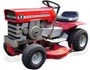 Massey Ferguson model 8 lawn and garden tractor