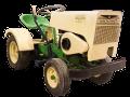 Midland Bull Pup garden tractor