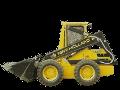 New Holland model L555 skid-steer loader