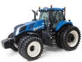 New Holland T8435 tractor.