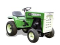 Oliver model 125 lawn tractor.