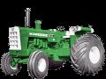 Oliver model 2150 tractor.