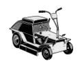 REO model 426 riding mower