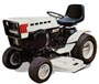 Roper model 20T garden tractor
