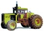 Upton model HT14/350 tractor
