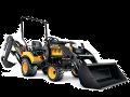 Yanmar Sc2450 backhoe-loader tractor
