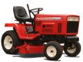 Yanmar YM14 garden tractor